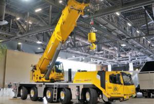 Crane Rental in the Los Angeles Area - 175 ton crane